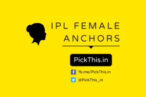 IPL Female Anchors